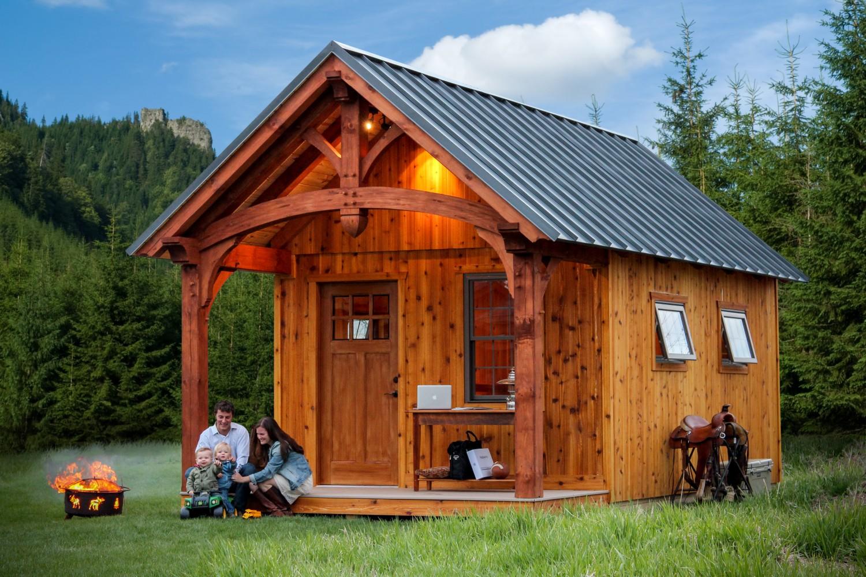 Cabins Clad Cabins